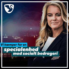 Pernille Vermund Nye Borgerlige Politiaftale Politireform politiforlig
