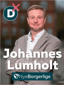 Johannes Lumholt