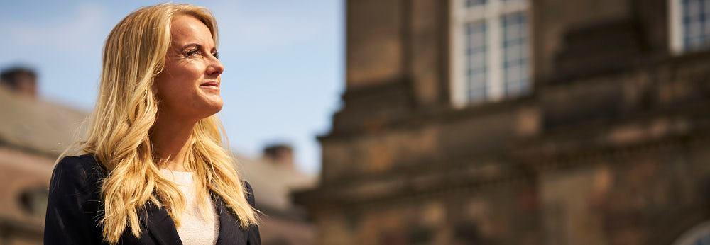 Pernille Vermund stop forbyd bønnekalde nye borgerlige