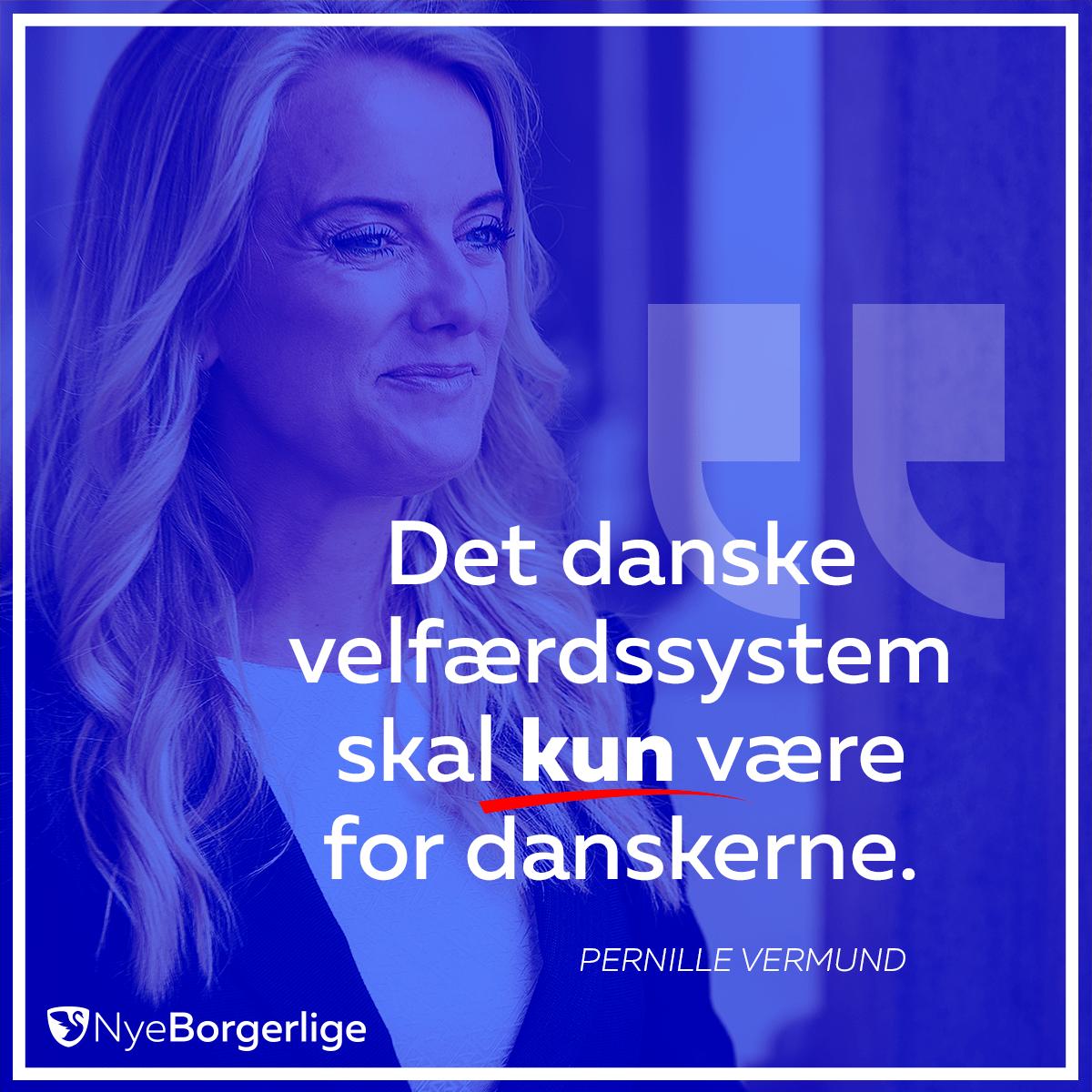 Pernille Vermund Nye Borgerlige