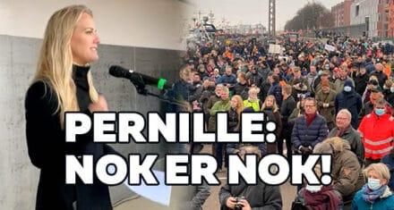 Min tale ved traktordemonstrationen i København