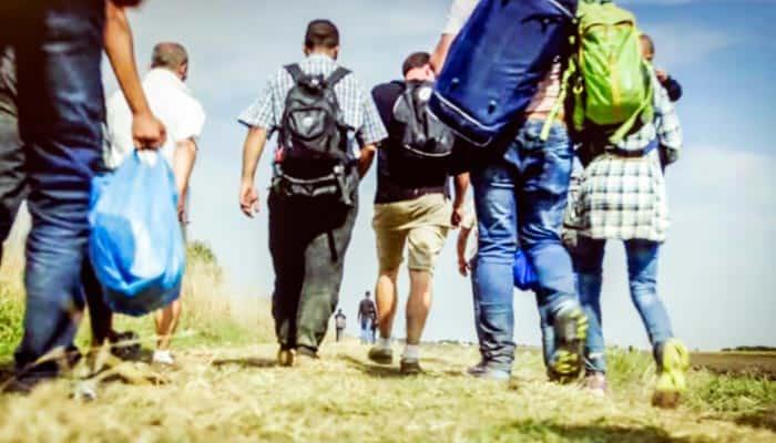 Migrant har stenet kone og barn – skal det belønnes?